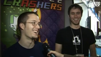 TGS08: Castle Crashers Interview