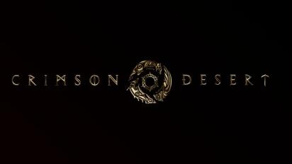 Crimson Desert - Official Symbol Reveal & New Announcement