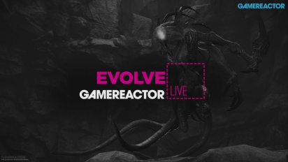 Evolve - Replica livestream 24.02.16