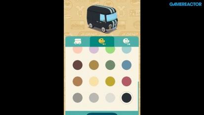Animal Crossing: Pocket Camp - Personalizzazione del Camper Gameplay