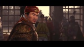 Total War: Three Kingdoms - Sun Jian In-Engine Trailer (italiano)