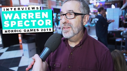 Nordic Game 19 - Intervista a Warren Spector