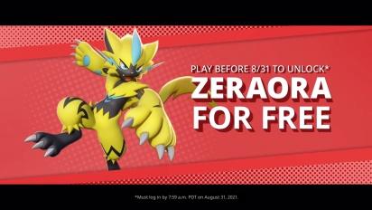 Pokémon Unite - Nintendo Switch Release Date Trailer