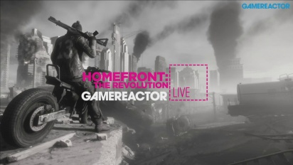 Homefront: The Revolution - Replica Livestream