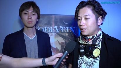 Code Vein - Intervista a Keita Iizuka & Hiroshi Yoshimura