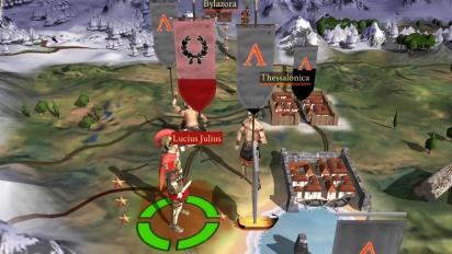 Rome: Total War - iPhone Release Date Trailer