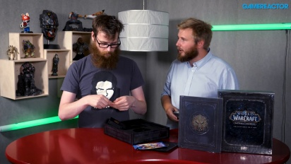 World of Warcraft: Battle for Azeroth - Unboxing della Collector's Edition (Video#1)