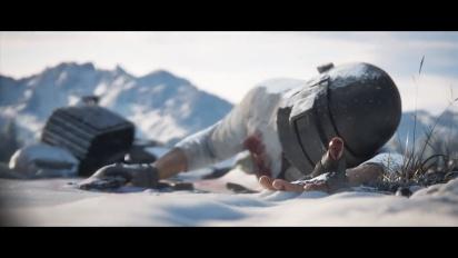 PUBG - Vikendi Snow Map CG Announcement Trailer