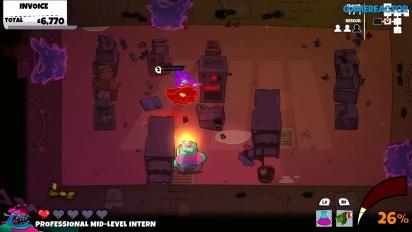 Dead End Job - GDC Gameplay