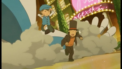 Professor Layton and the Miracle Mask - Teaser Trailer