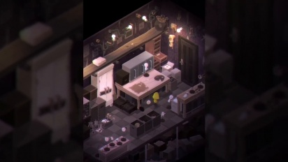 Very Little Nightmares - Trailer di lancio su iOS (italiano)