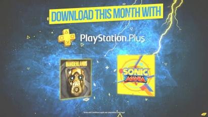 PlayStation Plus - June 2019 Trailer