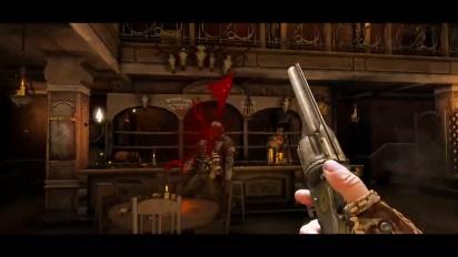 Call of Juarez: Gunslinger - Nintendo Switch Announcement Trailer