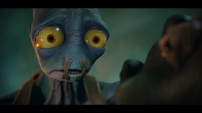 Oddworld Soulstorm - Announcement Trailer