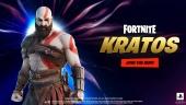 Fortnite - New Kratos Set Trailer