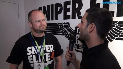 Sniper Elite 4 - Intervista a Tim Jones