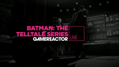 Batman: The Telltale Series - Replica Livestrea,