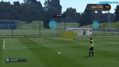 FIFA 17 - I calci piazzati