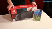 Nintendo Switch - L'unboxing di Gamereactor Italia