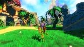 Yooka-Laylee - Tribalstack Tropics Gameplay