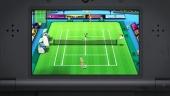 Mario Sports Superstars - Tennis Trailer