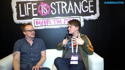 Life is Strange: Before the Storm - Intervista a Zakariah Garriss