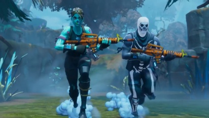 Fortnitemares - PVE Announce Trailer
