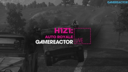 H1Z1: Auto Royale - Replica Livestream