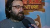 Mario + Rabbids Kingdom Battle - Intervista a Xavier Manzanares e Davide Soliani