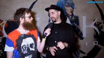 Quake Champions - Intervista a Joshua Boyle al QuakeCon