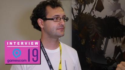 Yaga - Catalin Zima-Zegreanu Interview