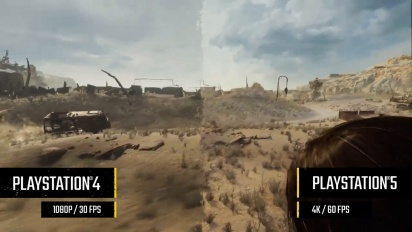 Metro Exodus - PS5 Uncovered Trailer