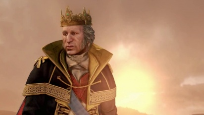 Assassin's Creed III - Tyranny of King Washington DLC: Redemption Trailer