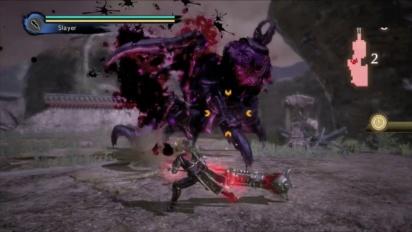 Toukiden: Kiwami - Club Weapon - Gameplay Trailer