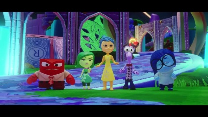 Disney Infinity 3.0: Inside Out Play Set trailer