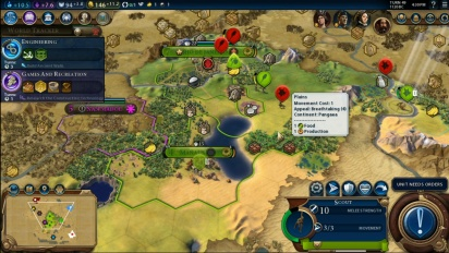 Civilization VI - Devs Play as Brazil
