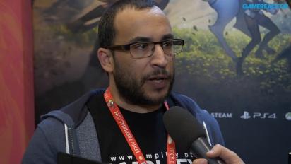 Decay of Logos - Intervista a Ricardo Teixeira