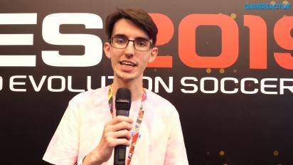 Pro Evolution Soccer 2019 - Anteprima dall'E3