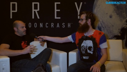 Prey - Intervista a Ricardo Bare al QuakeCon