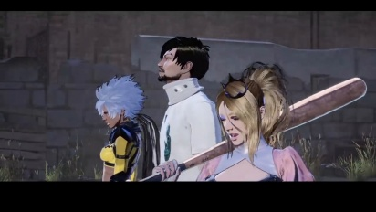No More Heroes 3 - Series Overview Trailer - Nintendo Switch