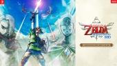 5 things we love about Zelda: Skyward Sword HD