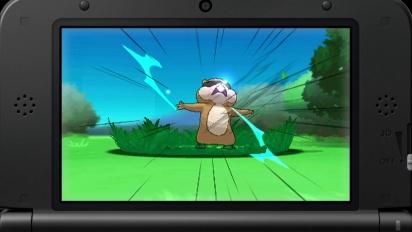 Pokémon X/Y - Announcement Trailer