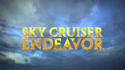 Tera: Fate of Arun - Sky Cruiser Endeavor Trailer