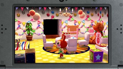 Animal Crossing: Happy Home Designer - E3 2015 Trailer