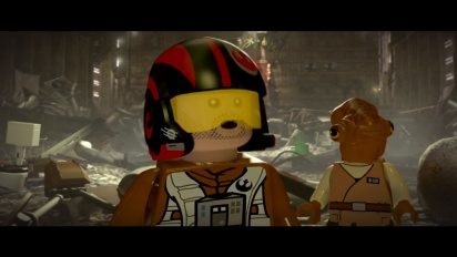 Lego Star Wars: Il risveglio della Forza - Poe Dameron (italiano)
