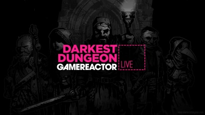 Darkest Dungeon - Replica Livestream
