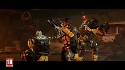 Rainbow Six: Siege - Outbreak ora disponibile Trailer (italiano)