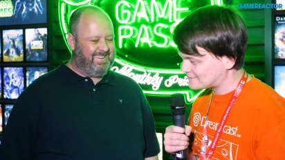 E3 18: Microsoft Xbox - Aaron Greenberg Interview