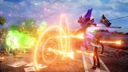 Jump Force - Yugi Gameplay (trailer Italiano)