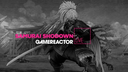 Samurai Shodown - Livestream Replay